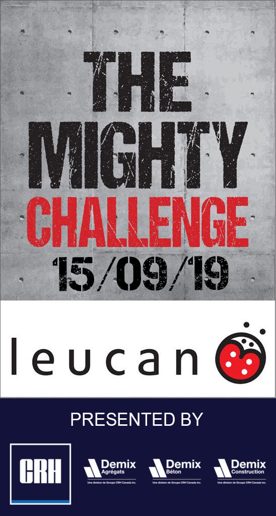 Logo The Mighty Challenge